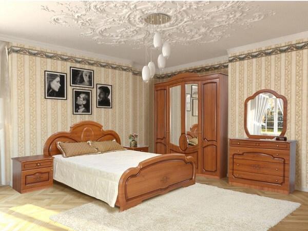 Спальня Полина