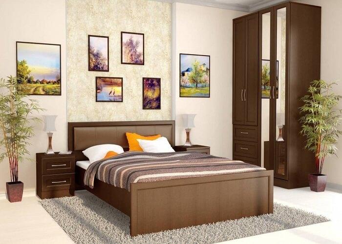 Спальня на заказ